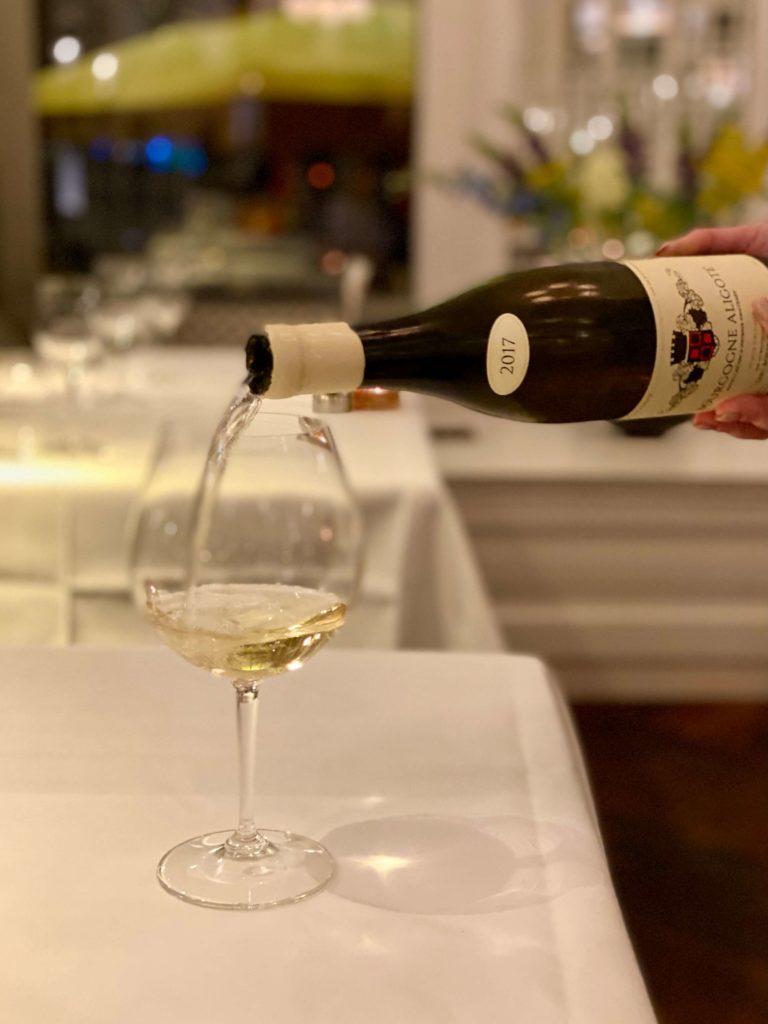 bourgogne aligote wijn